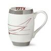 Boeing 777X Engine Mug