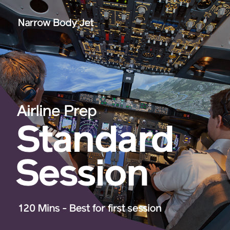 Airline Prep - 120 Minutes