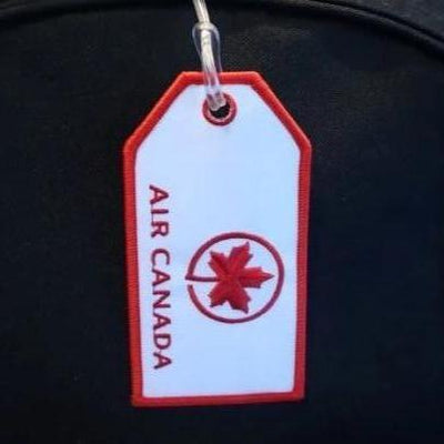Air Canada Bag Tag