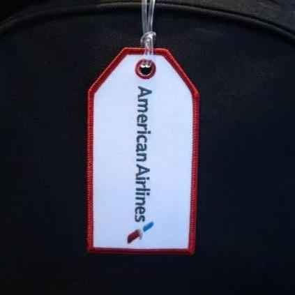 American Airlines - Bag Tag