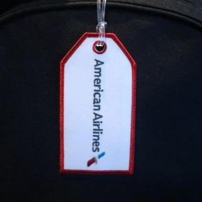 American Airlines Bag Tag