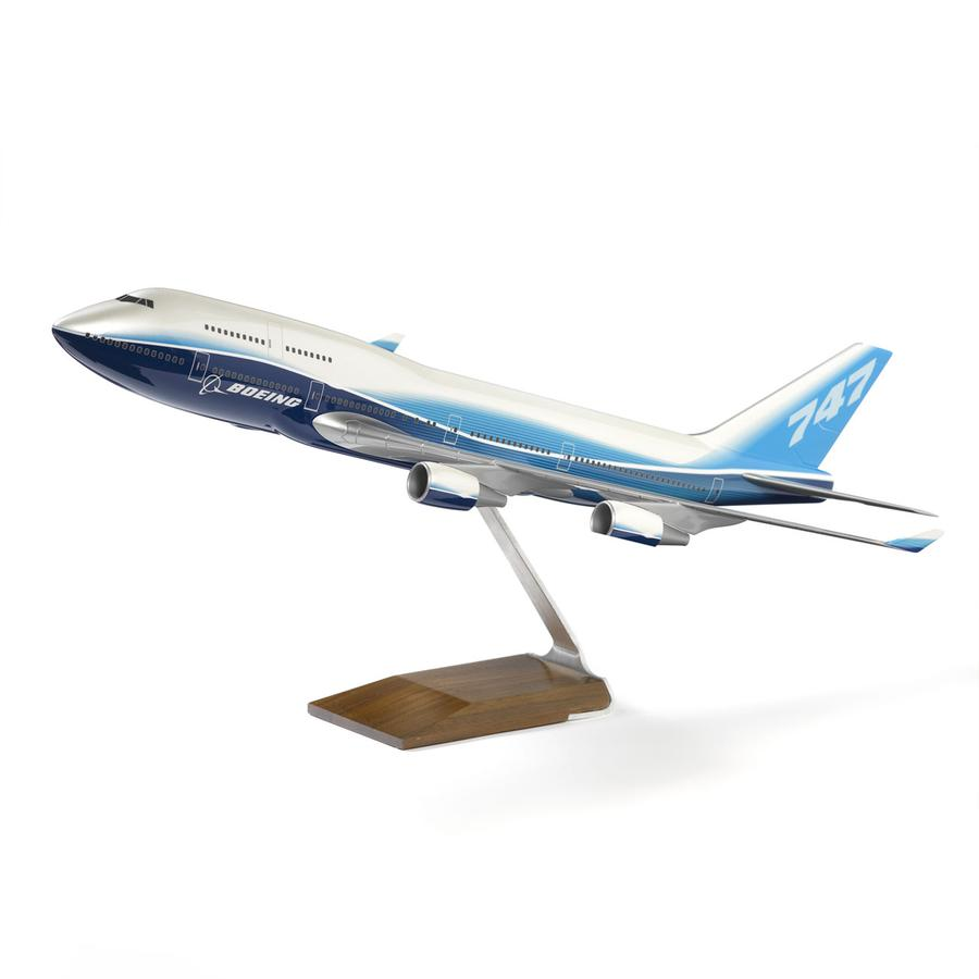 1/100 Boeing 747-400 House Colours