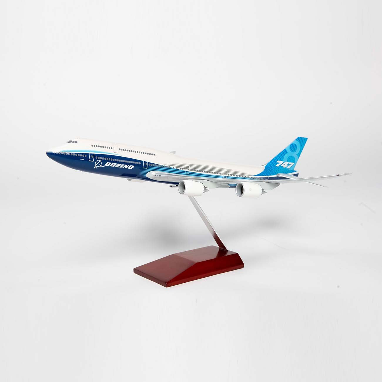 1/200 Boeing 747-8IC Unified