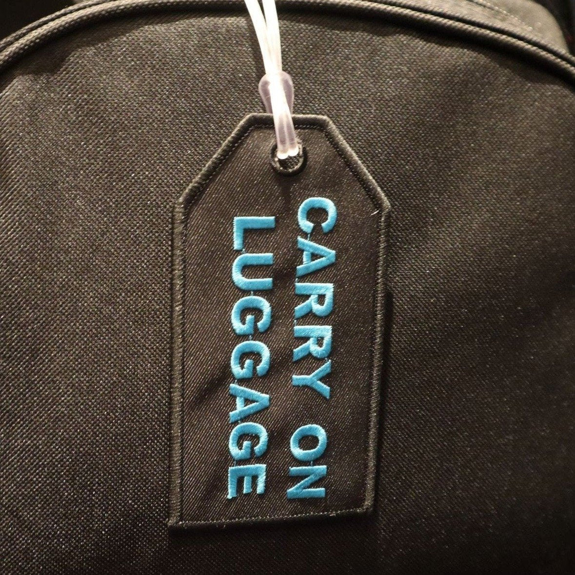 Carry On Luggage - Bag Tag