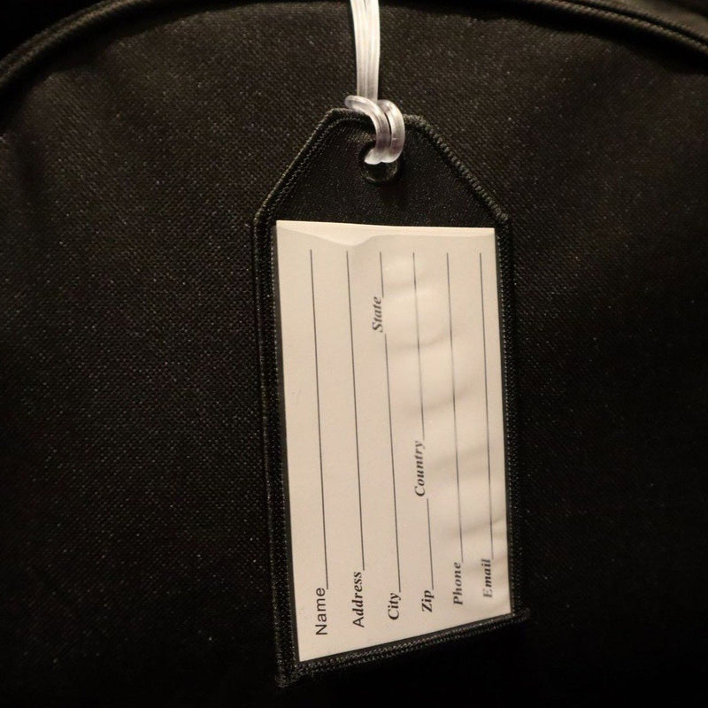 Checked In Luggage - Bag Tag