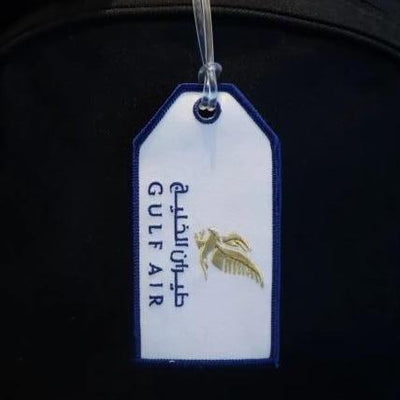 Gulf Air - Bag Tag