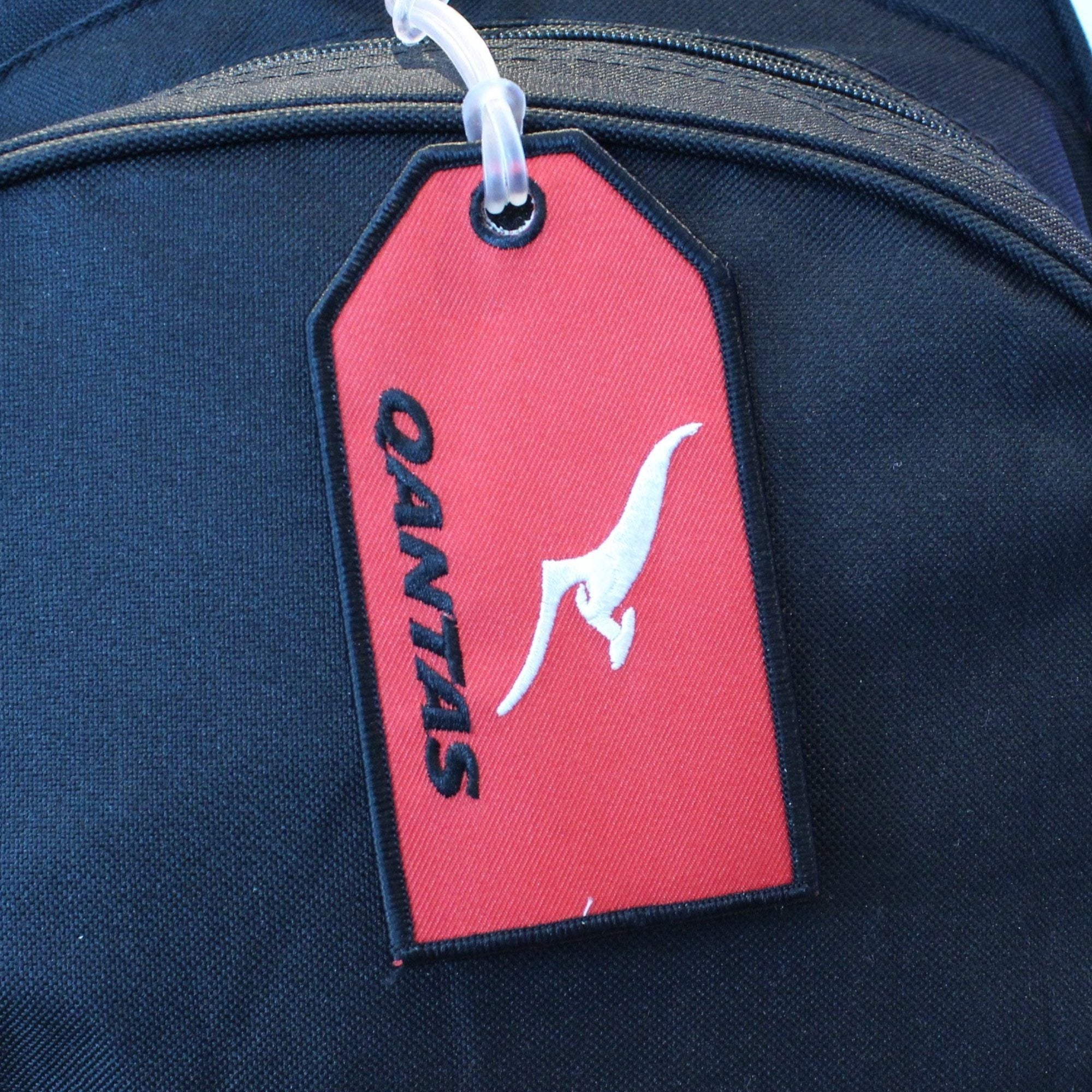 Qantas Bag Tag