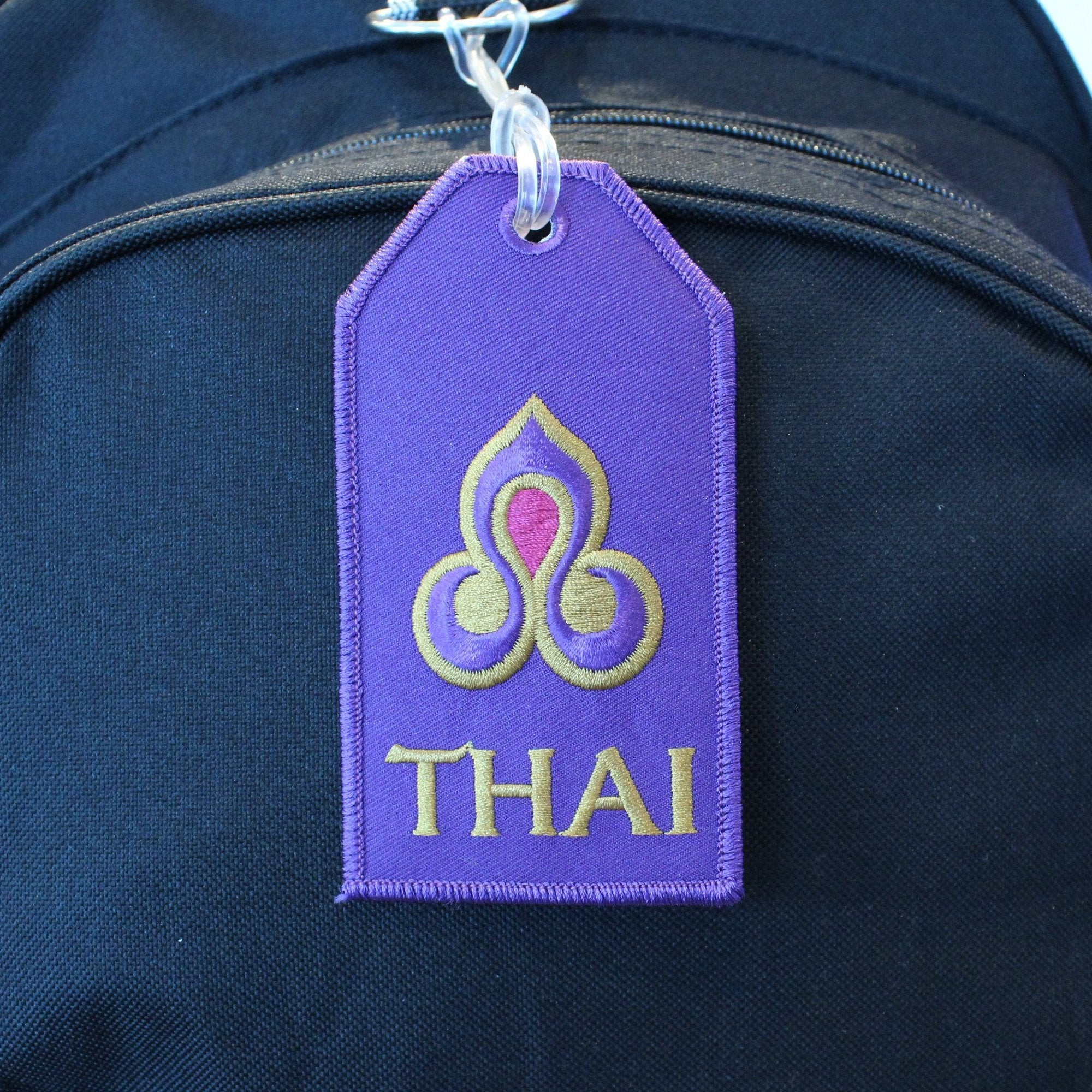 Thai Airlines - Bag Tag