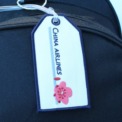 China Airlines - Bag Tag
