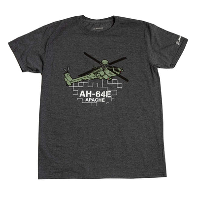Boeing Military Illustrated T Shirt