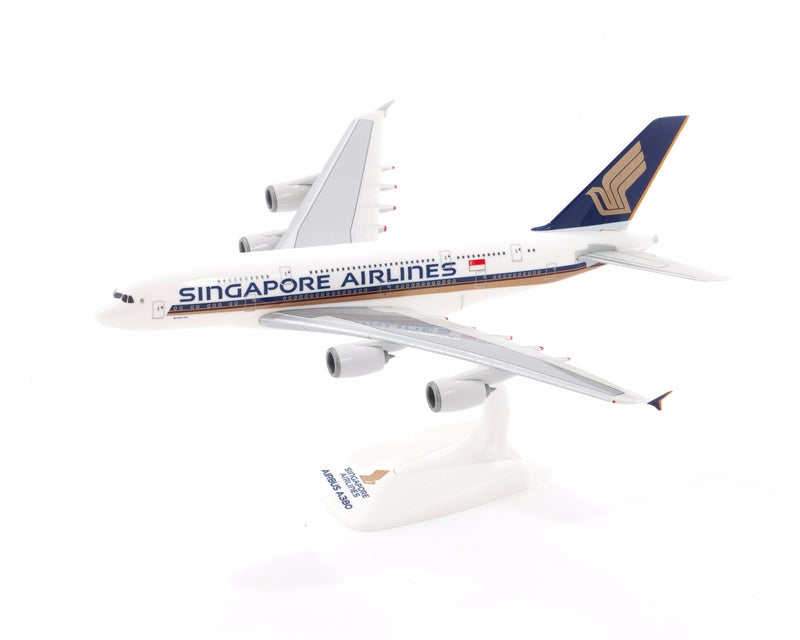 1/250 Singapore Airlines A380