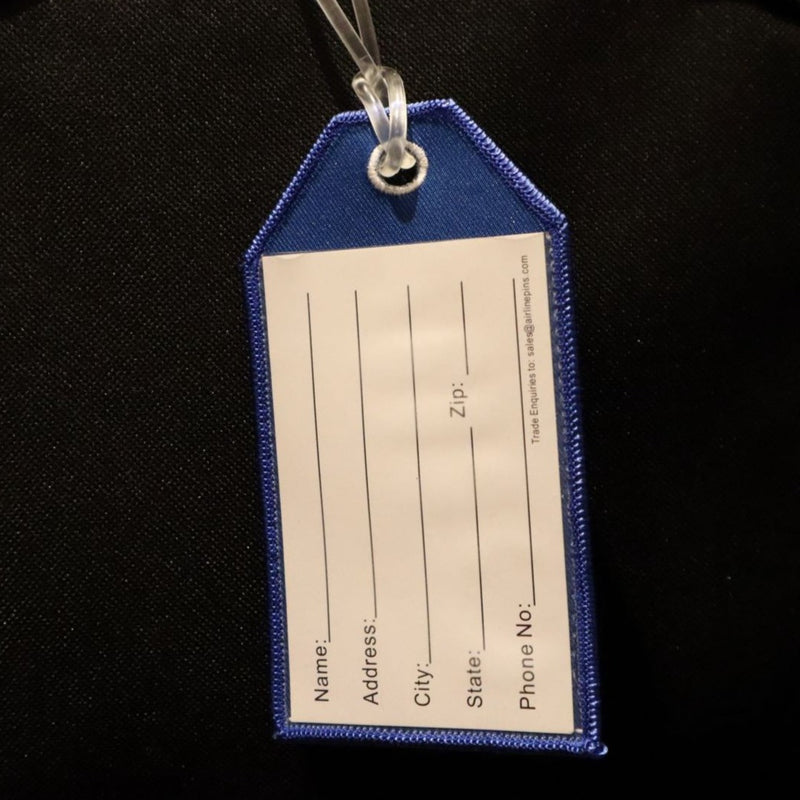 United Blue - Bag Tag