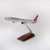 1/200 B787-9 Qantas New Livery - wooden stand
