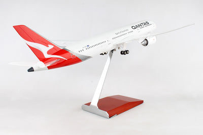 1/100 Qantas B787-9 with Gear & Stand