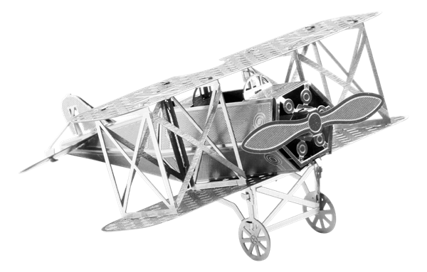 Metal Earth FOKKER D-VII