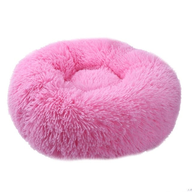 Comfort Cushion Stress Relieving Pet Bed