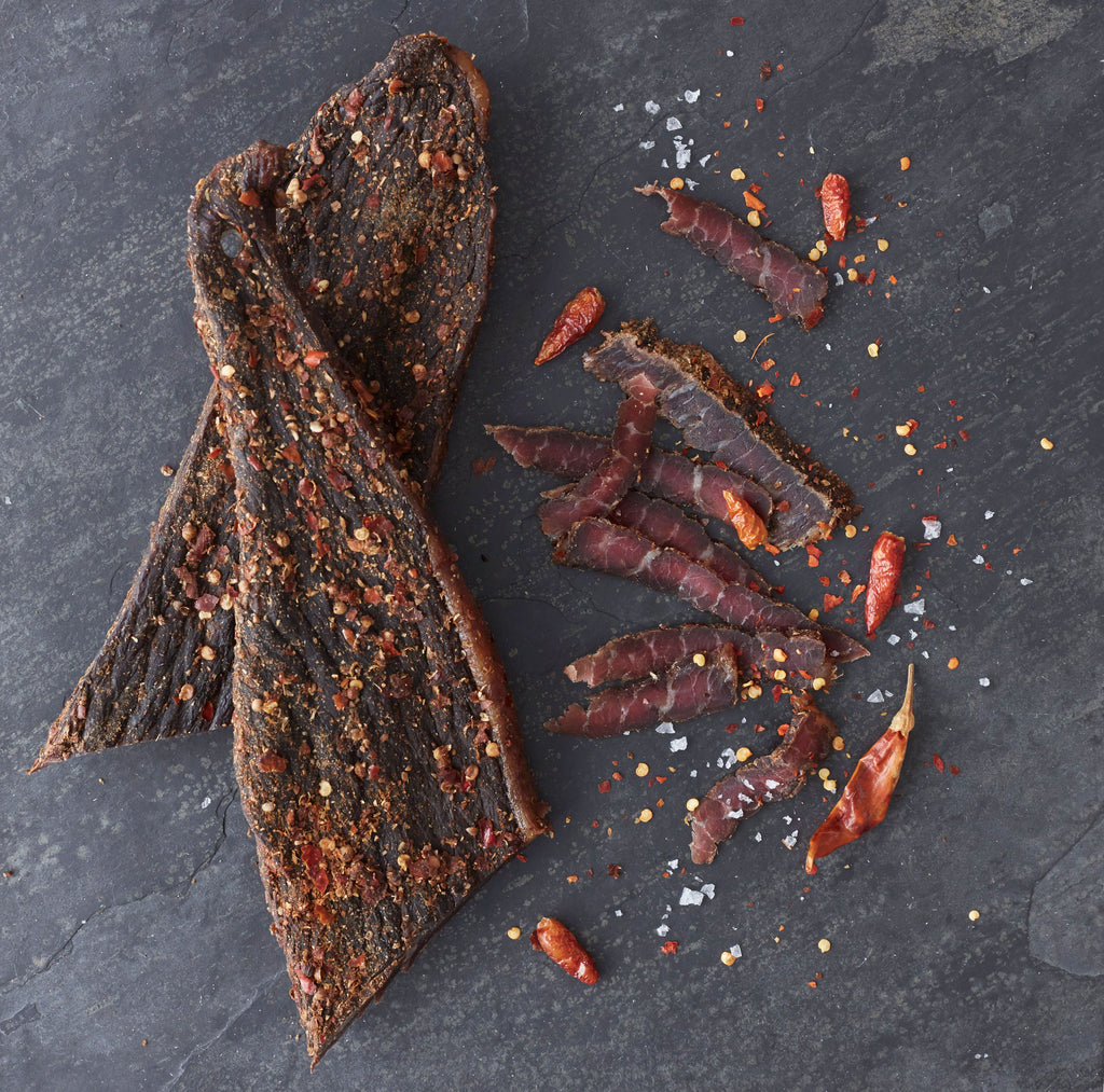 Chilli Biltong Full Stick