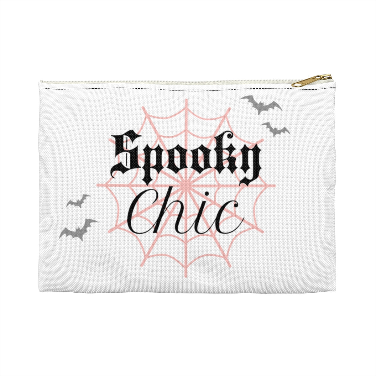 Spooky Chic Accessory Pouch