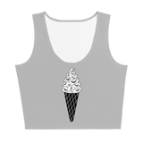 Spooky Sprinkles Crop Top