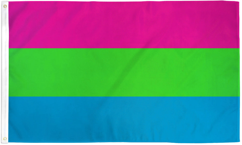Polysexual Flag 3x5ft