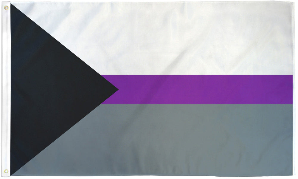 Demisexual Flag 3x5ft