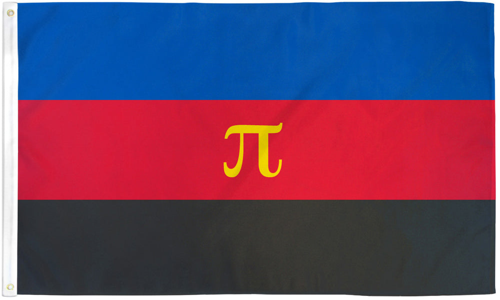 Polyamory Flag 3x5ft