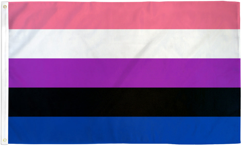 Genderfluid Flag 3x5ft