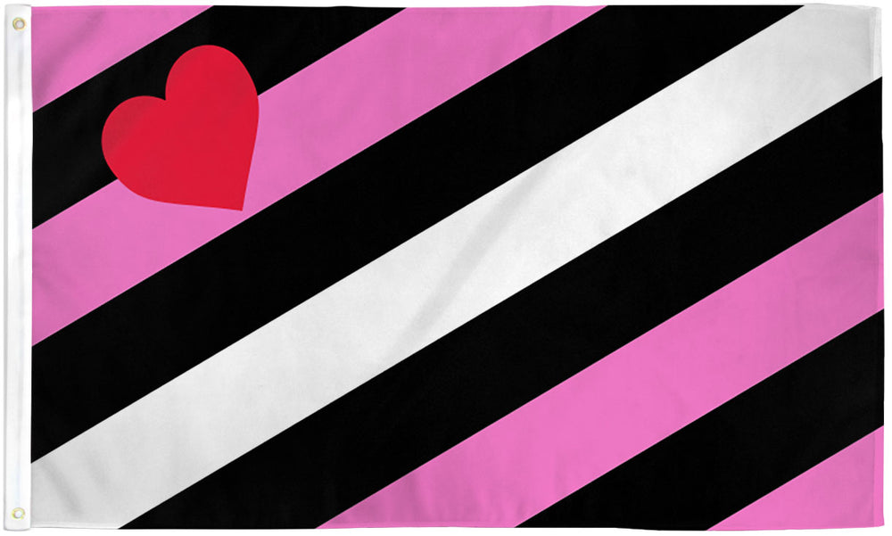 Leather Girl Pride Flag 3x5ft