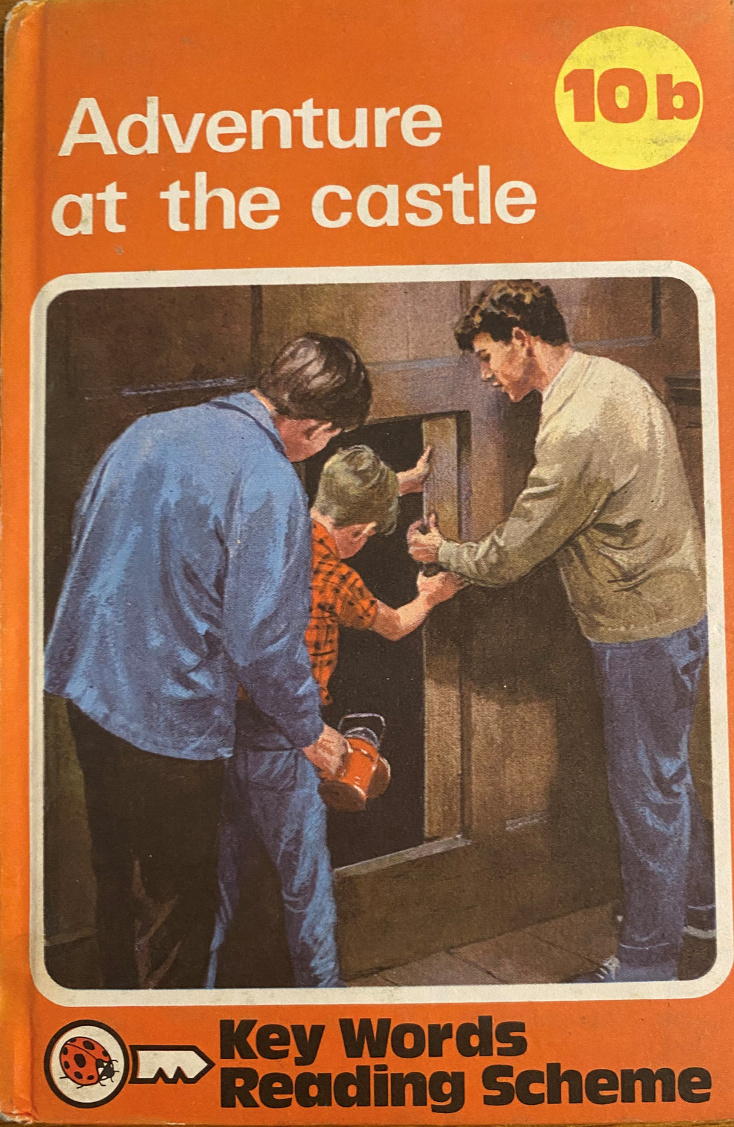 10B Adventures at the Castle (25 June 1979 - 31 December 1980)