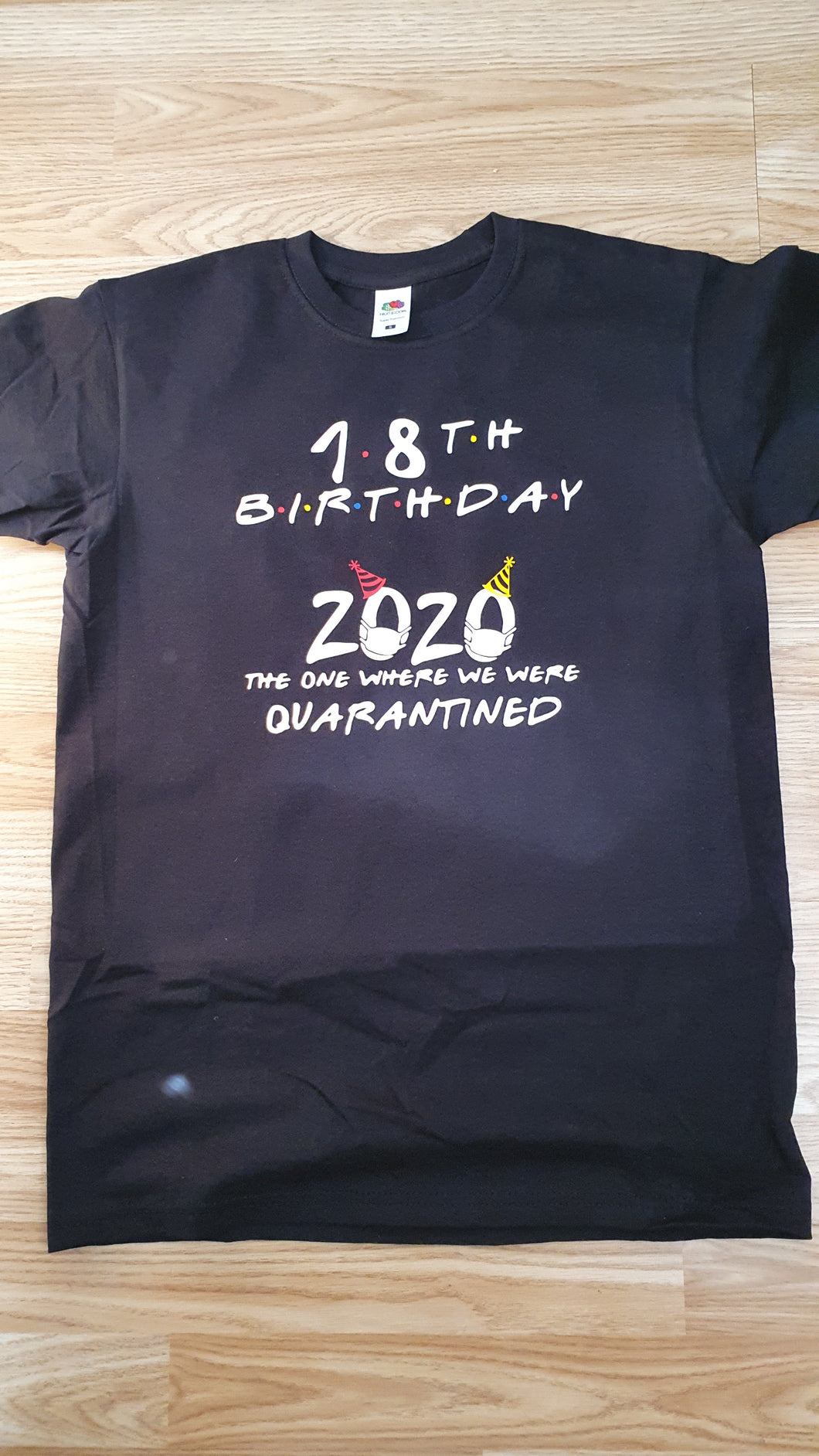 18th Birthday Quarantine T-Shirt