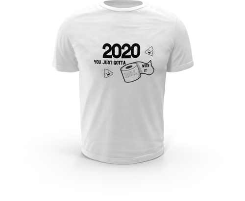 2020 Roll With It T-Shirt