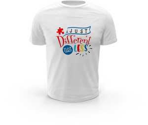Just Different - Autism T-Shirt
