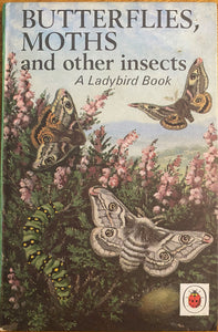 Butterflies, Moths and other insects (16 June 1975 - 10 January 1978)