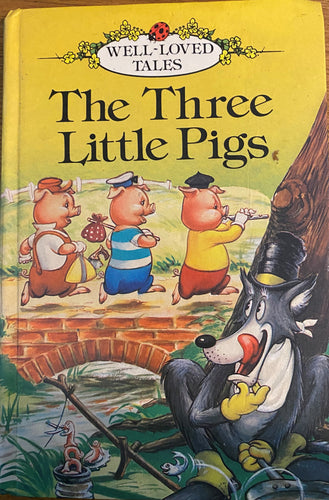Well Loved Tales: The Three Little Pigs (1 January 1985 - 31 December 1986)