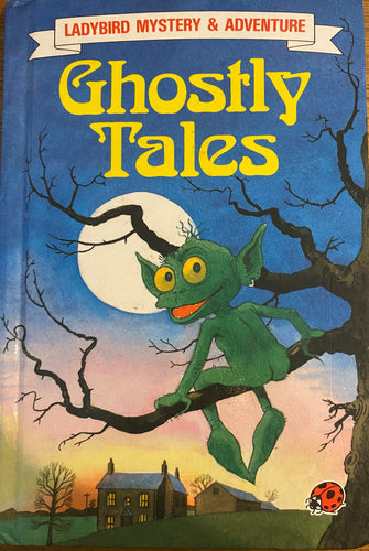 Ghostly Tales (1 January 1987 - 31 December 1987)
