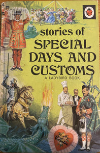 Stories of Special Days and Customs (1 June 1971 - 30 April 1974)