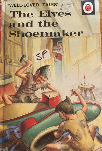 Well Loved Tales: The Elves and the Shoemaker (1 July 1982 - 31 December 1983)