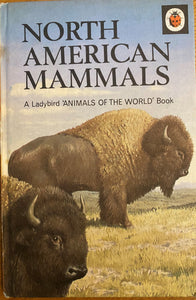 North American Mammals (February 1971-May 1971)
