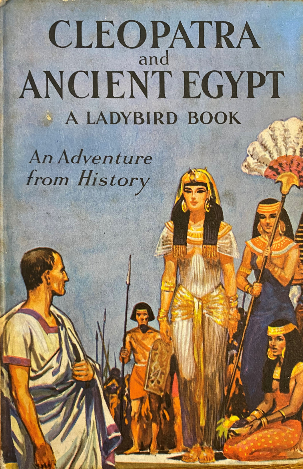 Cleopatra and Ancient Egypt (1965 - February 1971)