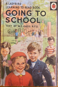 Going to School (1965- February 1971)