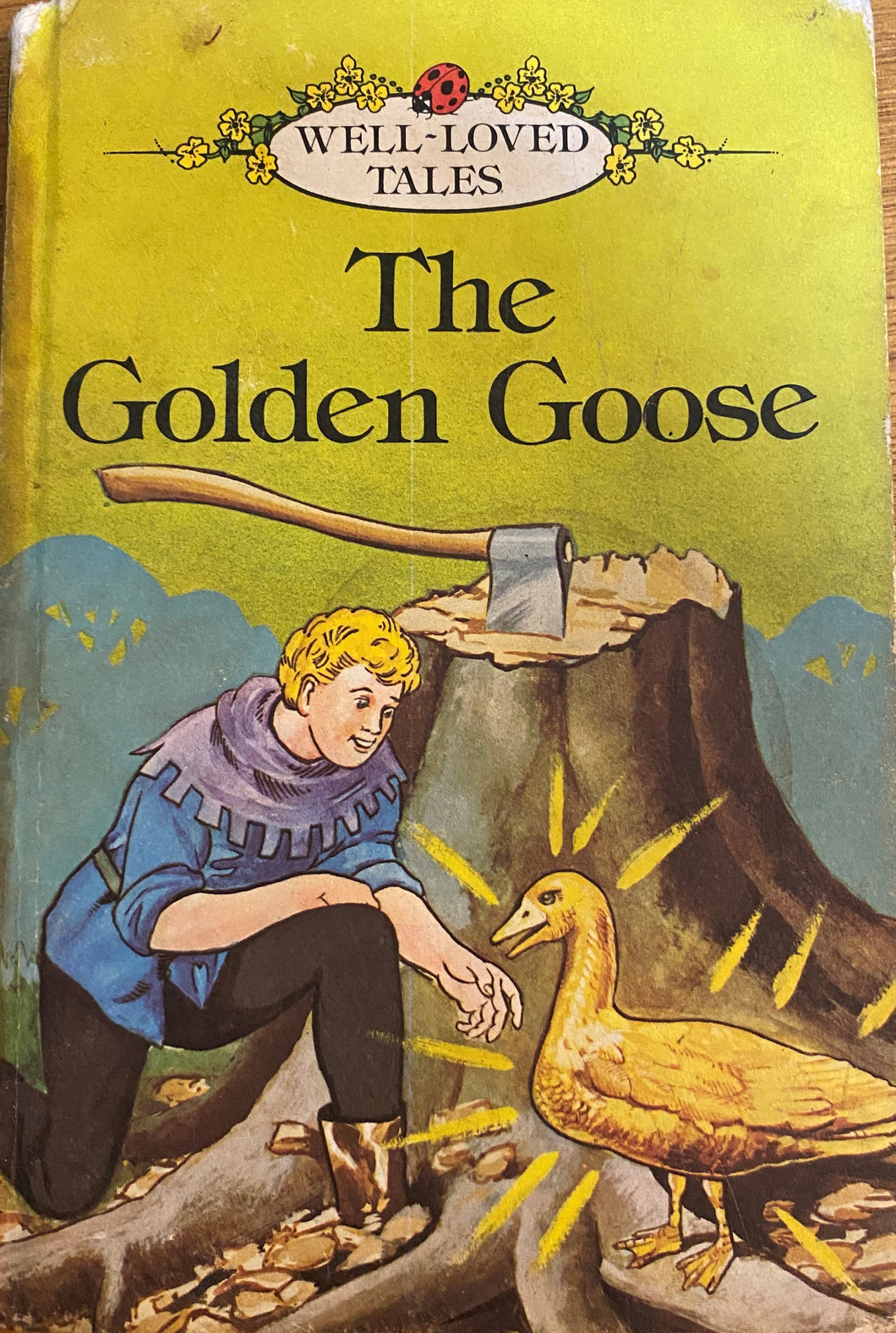Well Loved Tales: The Golden Goose (1 July 1982 - 31 December 1983)