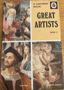 Great Artists (Book 2) (16 June 1975 - 10 January 1978)