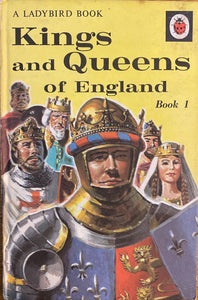 Kings and Queens of England Book 1 (1 June 1971 - 30 April 1974)