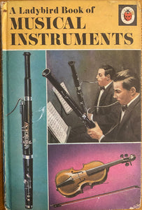 A Ladybird Book of Musical Instruments (1 June 1971-30 April 1974)
