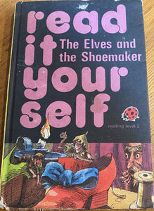 Read it Yourself - The Elves and the Shoemaker (1 January 1981 - 30 June 1982)