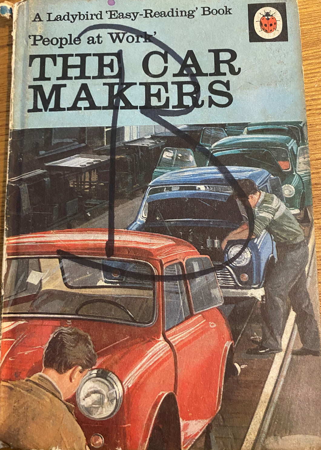 The Car Makers (1965-February 1971) * scribbled cover