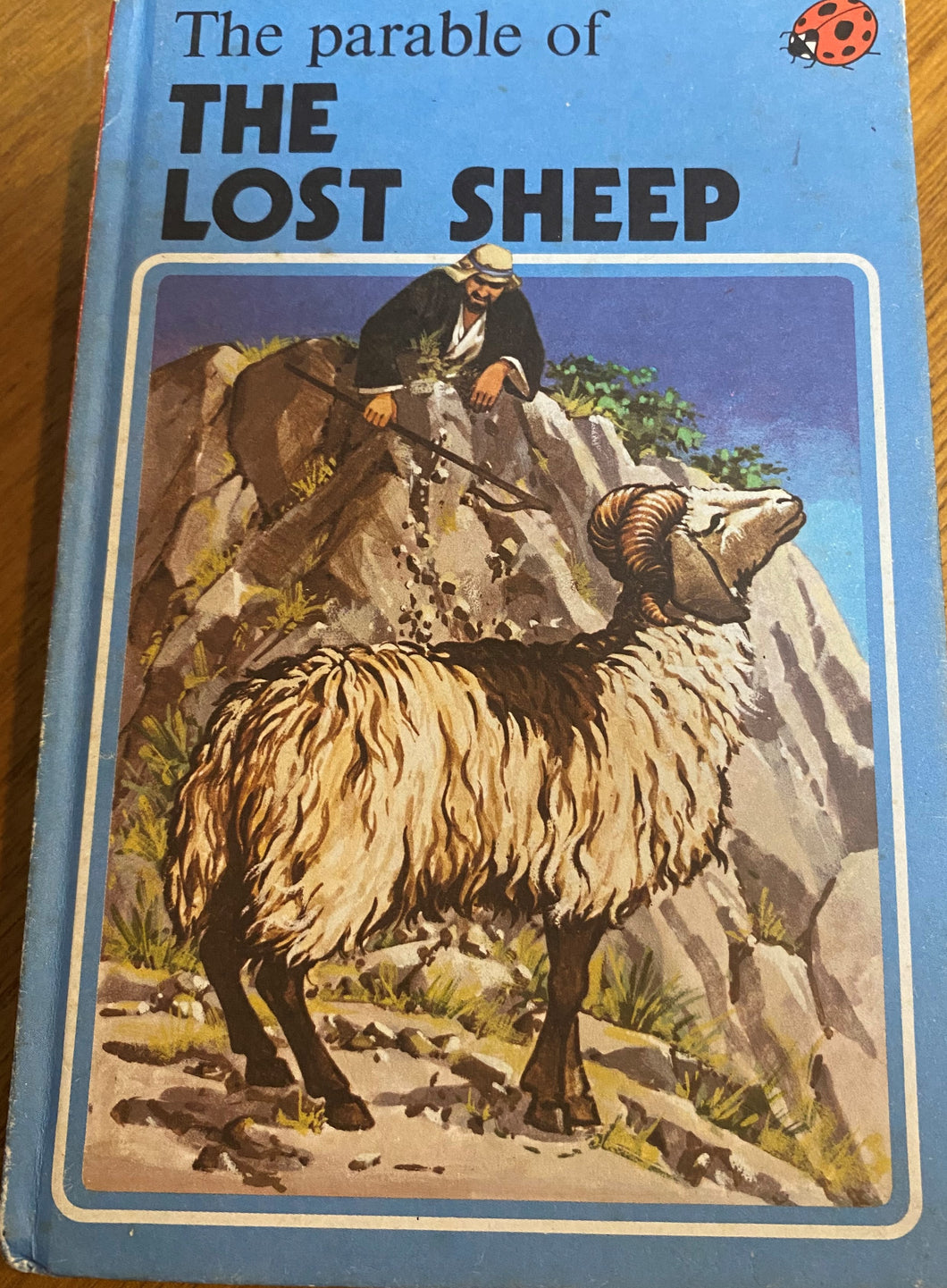 The Parable of the Lost Sheep (1 January 1981 - 30 June 1982)