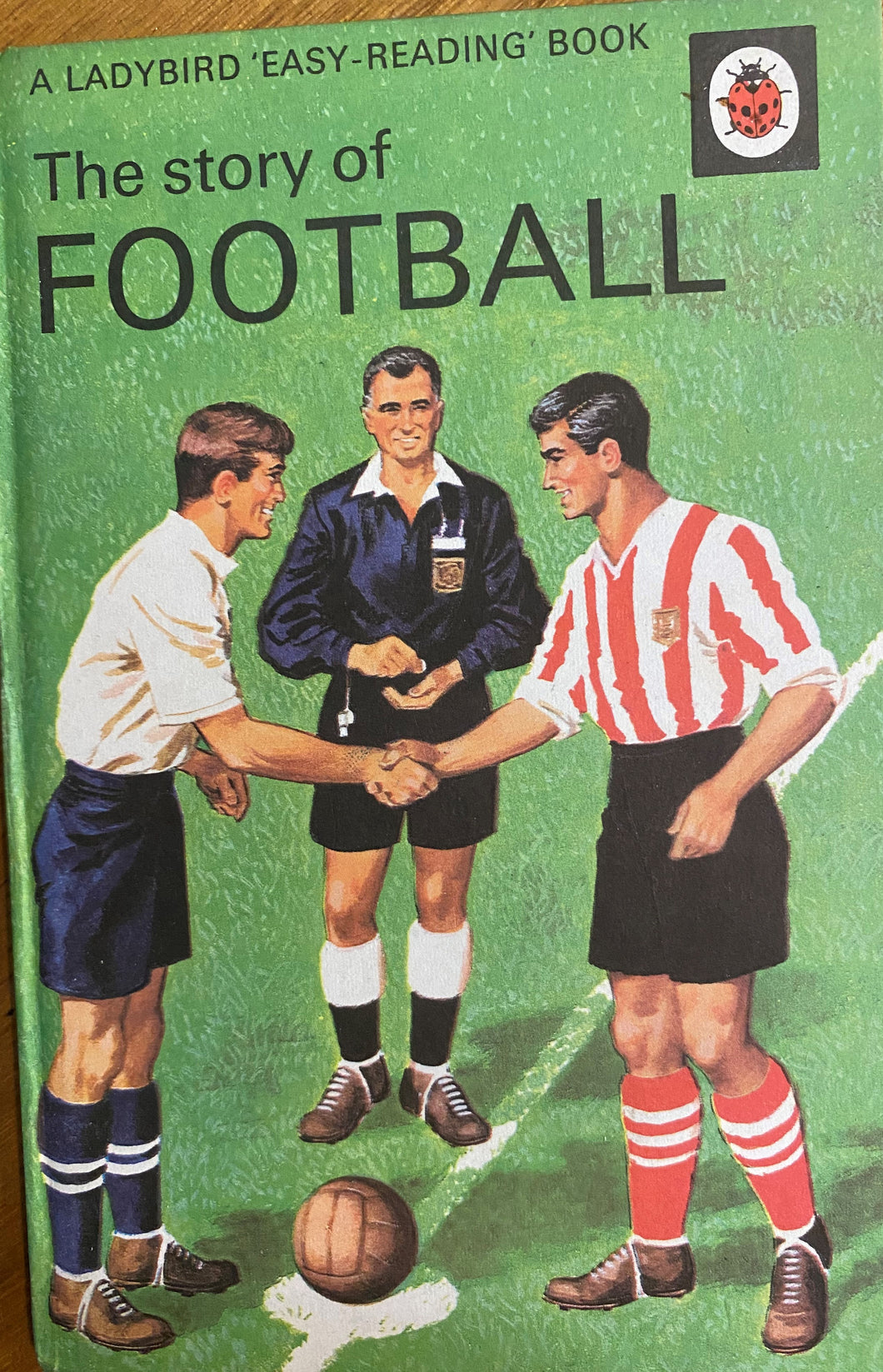 The Story of Football ( 1 June 1971 - 30 April 1974)