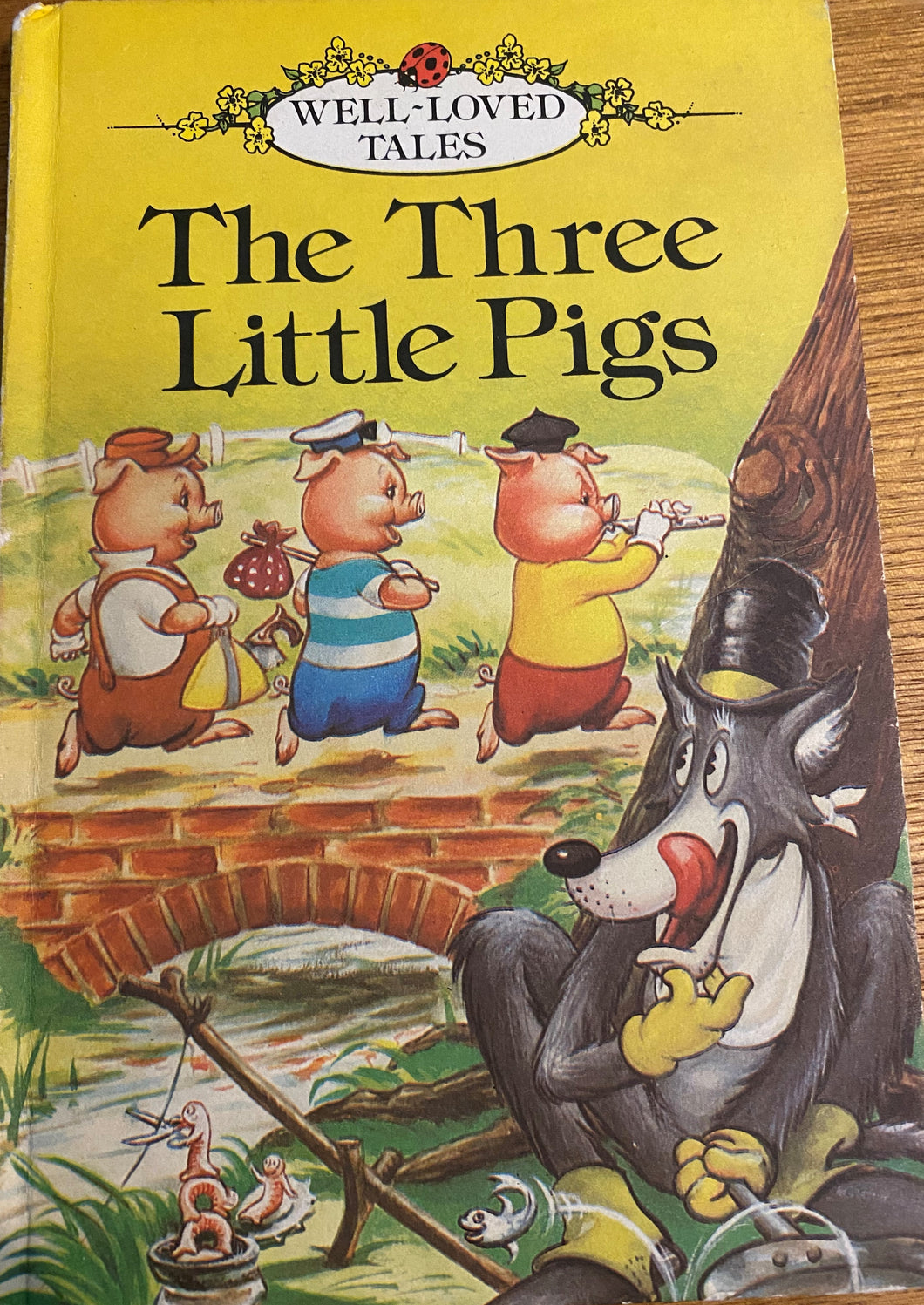 The Three Little Pigs (1 January 1981 - 30 June 1982)