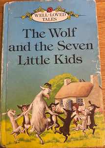 The Wolf and the Seven Little Kids (1 January 1981 - 30 June 1982)